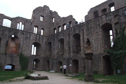 Hohenbaden Castle Ruins, 16.09.2011.