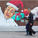 Christmas Street Art, Mexico City