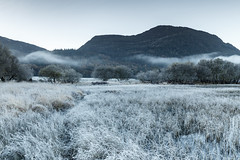 The First Frost of Winter (Graham Daly Photography (ASINWP)) Tags: canon1635 canon6d countykerry grahamdalyphotography leefilters muckrosslake sunrise cold dawn earlymorning earlymorninglight frostymorning irishlandscapephotographer irishphotographer killarneylakes killarneynationalpark lakesofkillarney landscapesofireland outdoors photosofireland winterlight thefirstfrostofwinter coldfrostymorning