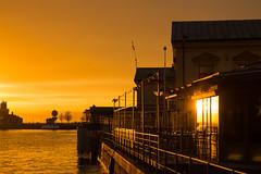 Sunset refelction - HWW!