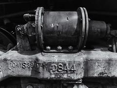 Canister (Burnt Umber) Tags: fauxtography phonetography samsung galaxy s6 digitalisthedevil goldcoastrailwaymuseum miami florida rpilla001 copyrightallrightsreserved pullman train locomotive break pnuematic wheel steel engine electric diesel steam boiler motor powerplant industrial power pipes valves luggage cart carriage boxcar railway goldcoastrailroadmuseum tracks travel navalairstation richmond urbex flurbex ue urban explorer
