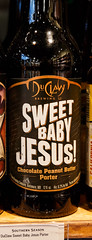 DuClaw Sweet Baby Jesus! beer (peripathetic) Tags: 2016 5d 5dmk3 5dmkiii america canoneos5dmk3 chapelhill deli duclaw duclawbrewingcompany northcarolina southernseason us usa unitedstates alcohol beer brewery canon sweetbabyjesus