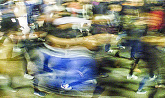 WEMBLEY STADIUM 24 (Nigel Bewley) Tags: wembleystadium wembley brent london england uk football soccer championsleague tottenhamhotspur spurs blur blurry motionblur longexposure creativephotography artphotography londonist unlimitedphotos december december2016 nigelbewley