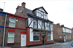 The Swan Inn (kev thomas21) Tags: road street uk england building liverpool pub merseyside