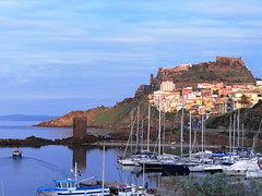 Castelsardo sempre bellissima! (anton A MILLION......KISSES!!!) Tags: sardegna panorama mare torre estate barche porto cielo castello vacanza castelsardo wonderfulworld
