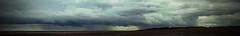 Stormy Skies (Worthing Wanderer) Tags: beach sussex coast pier worthing seaside spring gloomy may coastline seafront sussexcoast sussexcoastwalk