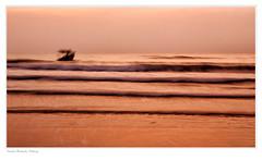6.43 am - PANTAI BERSERAH, PAHANG. (amrilizan photography) Tags: longexposure morning abstract beach sunrise dawn motionblur slowshutter kuantan goldenhour 2014 berserah pspj pantaiberserah