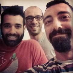 with Carlos and Simone (arakiboc) Tags: florence simone carlos flickstagram instagram:photo=72624531486050779216780855
