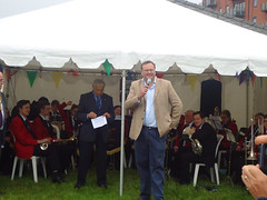 "Stephen Mosley MP at Inland Waterways Association Summer Festival at Tower Wharf, Chester • <a style=""font-size:0.8em;"" href=""http://www.flickr.com/photos/51035458@N07/14366892124/"" target=""_blank"">View on Flickr</a>"