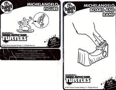 McDonald's Happy Meal Toys Australia 2014 June (hytam2) Tags: ninjaturtles michelangelo mcdonalds happymeal toys australia 2014 june teenagemutantninjaturtles teenage mutant ninja turtles s