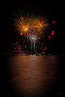 Canada Day Fireworks 2014