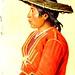 Cuzco Native Woman