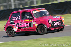 Mighty & Super Mighty Minis - Oulton Park (Team Tuckley Racing) Tags: park classic mini racing mighty motorsport oulton