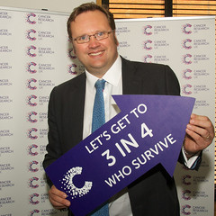"Stephen Mosley MP joins Cancer Research UK campaign to improve cancer survival rates • <a style=""font-size:0.8em;"" href=""http://www.flickr.com/photos/51035458@N07/14614944673/"" target=""_blank"">View on Flickr</a>"