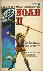 Dixon, Roger - Noah II (exaquint) Tags: scifi bookcover