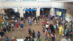 #ComicCon 2014 - Day 2AM (Michel Curi) Tags: startrek comics toys dc starwars artwork cosplay videogames doctorwho actionfigures convention superheroes marvel comiccon videos tradingcards animie tampabaycomiccon lovefl tbcc2014