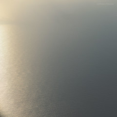 Ocean looking very peaceful. (Liya Mirzaeva) Tags: ocean road travel sun love beach me nature water yellow sunrise amazing cool pretty waves sydney australian australia roadtrip tasmania hobart launceston traveler vlue