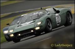 Le Mans Classic 201427_DON9800 (ladythorpe2) Tags: classic ford mans le 27 1965 gt40 2014 mk1 silvasilva prtprt