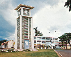 "arusha clock tower • <a style=""font-size:0.8em;"" href=""http://www.flickr.com/photos/62781643@N08/14663902488/"" target=""_blank"">View on Flickr</a>"