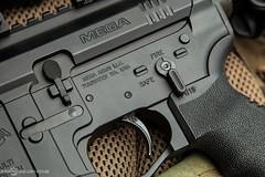 Mega Arms GTR-3H Billet Lower (MegaArms) Tags: black home arms daniel rifle hunting rainier 300 blackout defense ar15 mega 223 308 tactical lmt 556 762 ar10 noveske megaarms