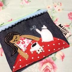 Caf na mesa (Tais Mallouk) Tags: cute handmade craft kawaii fofo costura  portamoeda marditacachaa