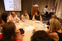 Elana Katz with EFT Conference Attendees