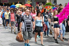 "Plymouth Pride Parade 2014 • <a style=""font-size:0.8em;"" href=""https://www.flickr.com/photos/66700933@N06/14694045357/"" target=""_blank"">View on Flickr</a>"