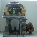 LEGO Star Wars 75005: Rancor Pit & LEGO Star Wars 9516: Jabba's Palace