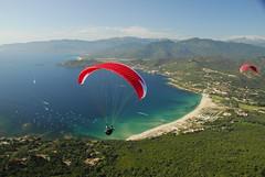 RU_201408_SanBastiano_033 (boleroplus) Tags: mer horizontal plage parapente vueaérienne