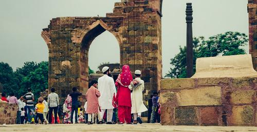 Excursion to Qutab Minar