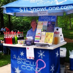 "St. Louis Snow Cone • <a style=""font-size:0.8em;"" href=""http://www.flickr.com/photos/85572005@N00/14803698482/"" target=""_blank"">View on Flickr</a>"