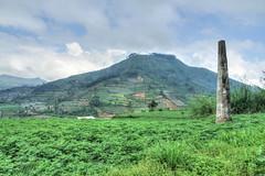 Tugu Legetang   Dieng Plateau