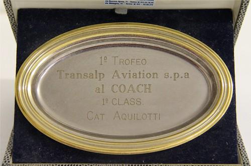 Trofeo Aquilotti Transalp Aviation