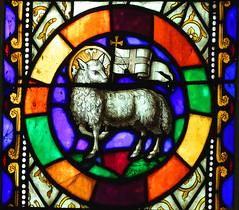 Lamb of God (Simon_K) Tags: church norfolk churches eastanglia aslacton