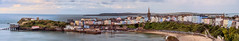 Tenby Panorama 233/365 (pollylew) Tags: