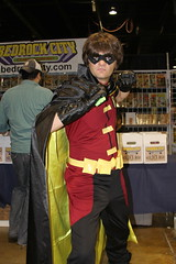 Bad Ass Boy Wonder (Greg Skluzacek) Tags: robin batman boywonder chicagocomicon2014