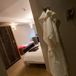 Bedroom at The Ark - More Mountain Luxury Chalet in Morzine