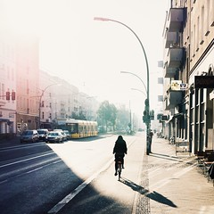 """when the morning comes to meet you""#berlin (jn.x) Tags: berlin"