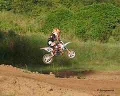 Saturday Night Thunder August 2014 (Garagewerks) Tags: sport all sony sigma motorcycle motocross 50500mm views50 views100 f4563 slta77v
