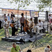 jazz saxophonist Dave Glasser & band @ 96th St. clay courts