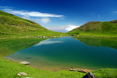Port d'Aula (Ariège/Pyrénées) (PierreG_09) Tags: lake montagne lago lac aula pyrénées étang pirineos ariège seix couserans portdaula estanh étangdepratmatau