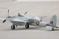 DSC_0698 (Proplinerman) Tags: ontario aircraft hamilton mosquito bomber warbird raf dehavilland dh98 dehavillandmosquito ka114 n114ka