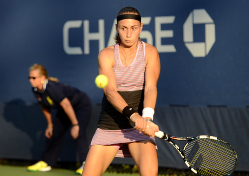 Aleksandra Krunic - 2014 US Open (Tennis) - Tournament - Aleksandra Krunic