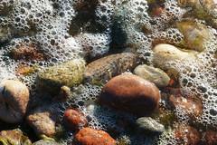 foam (Rambynas) Tags: sea water rocks balticsea baltic foam puta lithuania seacoast lietuva
