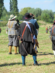 Gloucester History Festival 2014 (pefkosmad) Tags: horses history costume war display military battle gloucestershire parade gloucester cannon soldiers pike reenactment muster cavalry drill skirmish civilian spectacle musket footsoldiers englishcivilwarsociety alneyisland castlemeads siegeofgloucester gloucesterhistoryfestival sirthomastyldesleysregimentoffoote
