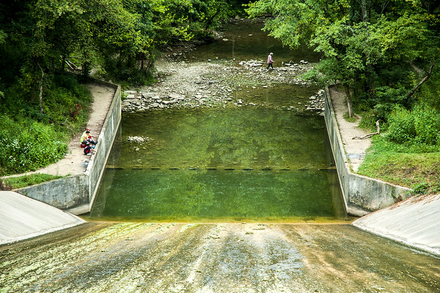 Whitewater State Park - August 16, 2014