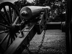 BOOM! (aidanomaille) Tags: nature civilwar cannon