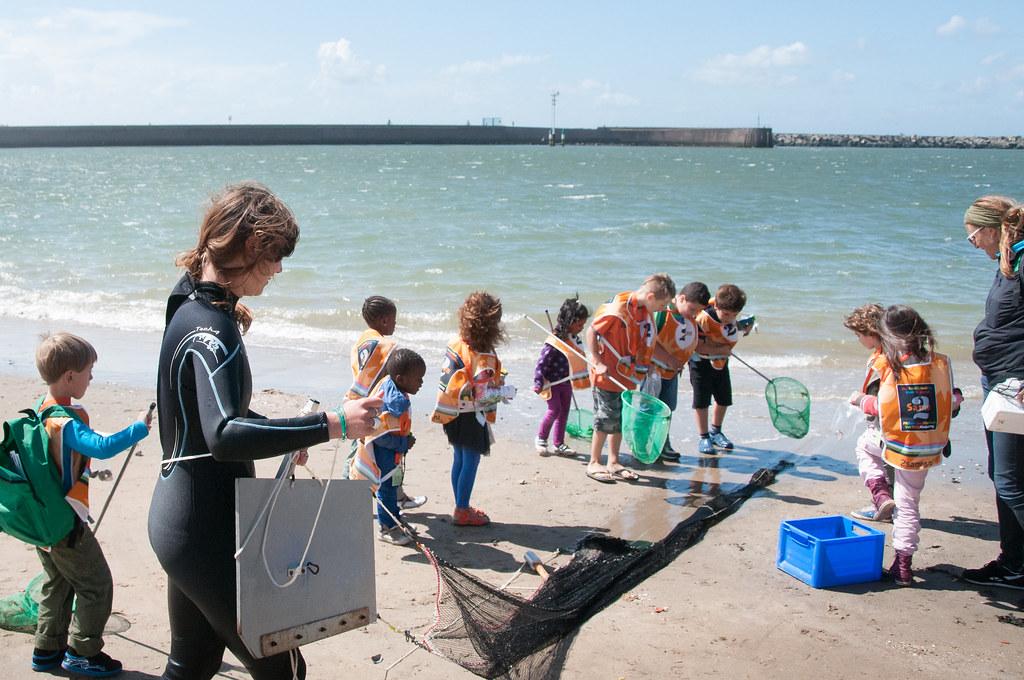Beleef de zee workshop foto robertsteenbergen