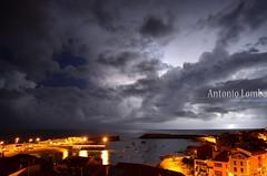Tormenta no porto da Guarda 2-15 setembro 2014 (Antonio Lomba) Tags: raios galicia porto da tormenta antonio mio baixo guarda lomba rayos truenos a lostregos tecnoloxiacom