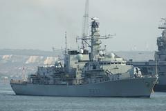 HMS Westminster F237 (smashedupbri) Tags: frigate warship